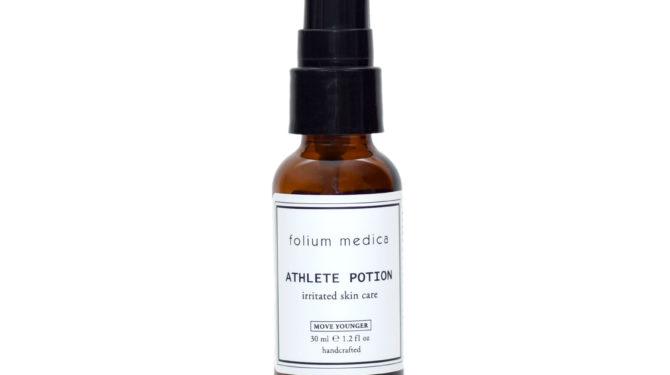 Folium Botanica ATHLETE POTION Irritated Skin Care 30 ML 1 OZ