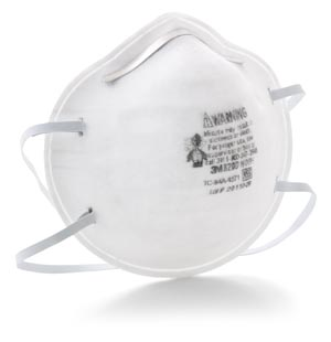 3M Occupational N95 Particulate Respirator Case 8200 By 3M Health Care