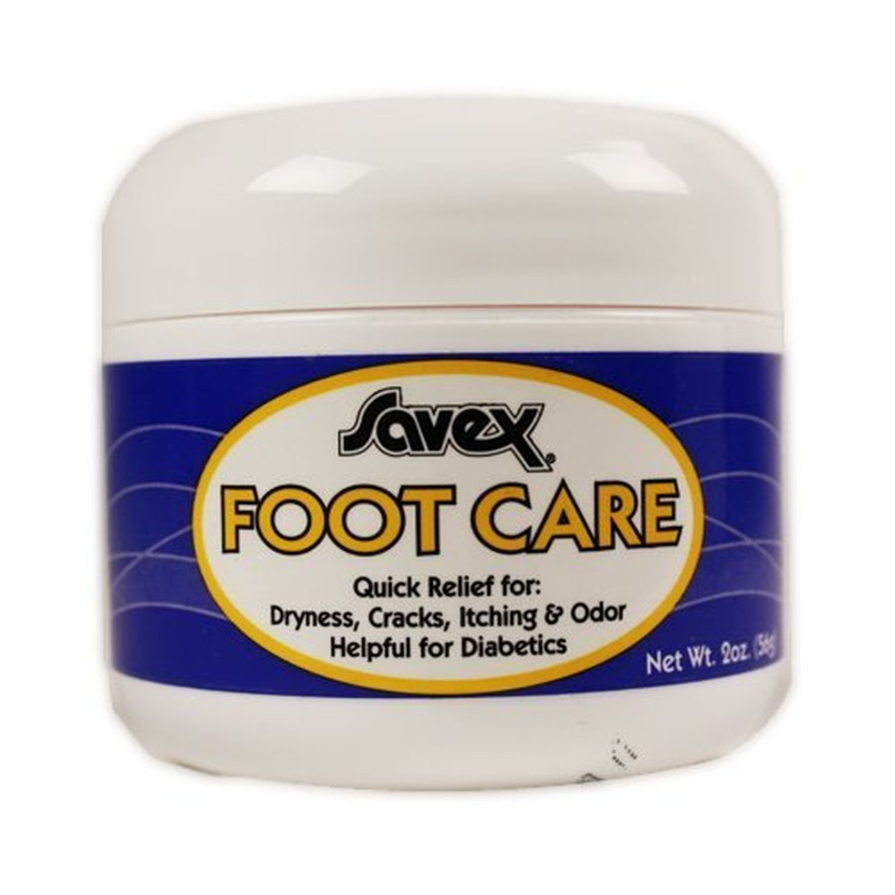 Savex Foot Care 2 Oz BOX OF 6 JAR