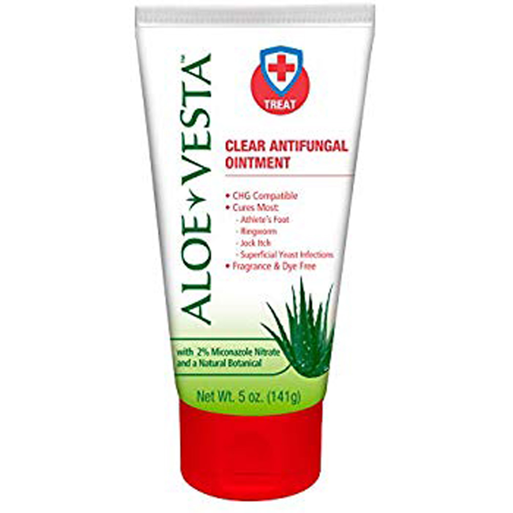 ALOE VESTA CLEAR  2% STRENGTH ANTIFUNGAL OINTMENT 2OZ