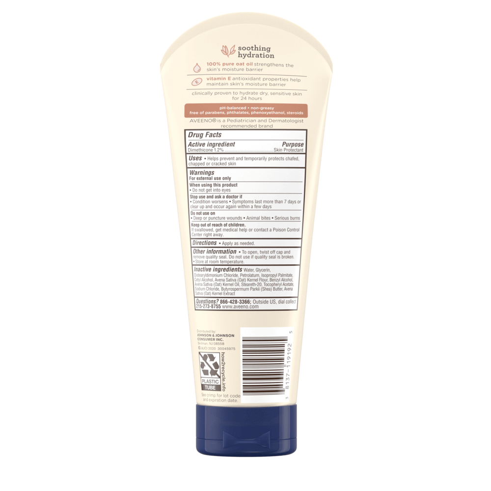 '.Aveeno Baby Soothing Hydration.'