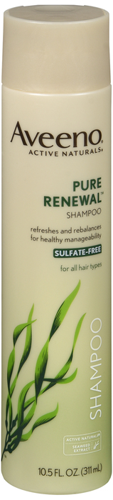 Aveeno Shampoo Pure Renewal 10.5Oz  By J&J Consumer