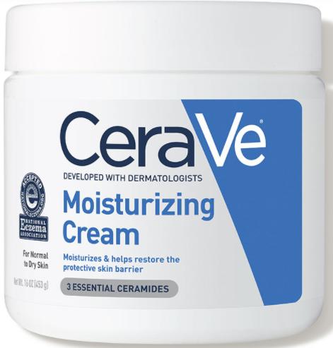 Cerave Moisturizing Cream 16Oz By L'Oreal Case Of 12