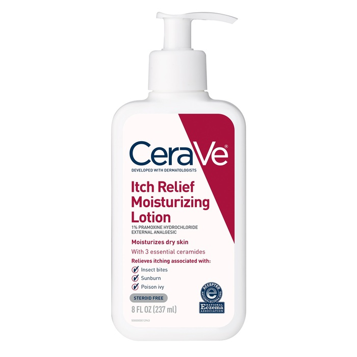 Cerave Itch Relief Moisturize Lotion 8Oz  By L'Oreal Case Of 12