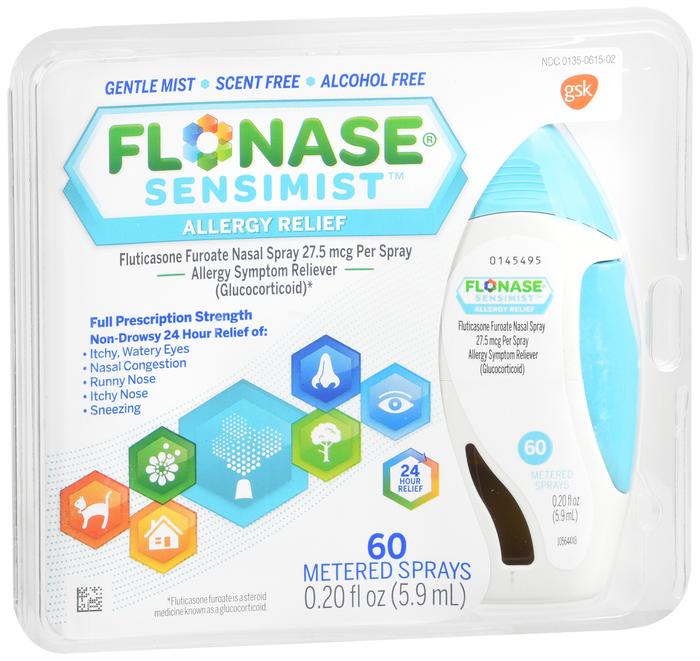 FLONASE SENSIMIST OTC 60SPRAYS 5.9MLby Glaxo Smith Kline