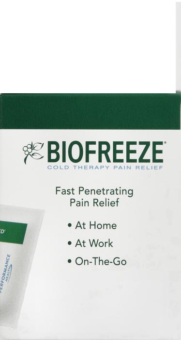 '.Biofreeze ON-THE-GO GEL PACKS .'