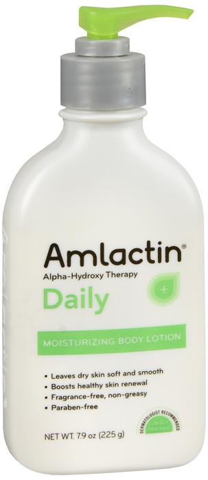 Amlactin Daily Moisturizing Body Lotion 7.9 oz By Emerson Healthcare USA