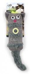 Catzilla Crinkle Cuddler Toy By Rolf C Hagen