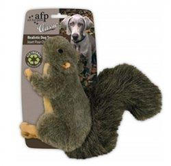 Classic Squirrel Plush Dog Toy By Rolf C Hagen