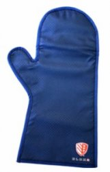 XPF Extended Wear X-Ray Mitts, Open Style By Clipper Distributing Co