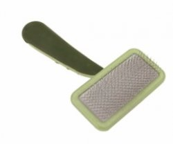 Safari Soft Slicker Dog Brush Small By Coastal Pet Products