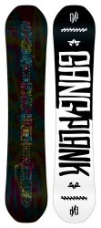 ROME - GANG PLANK 149cm SNOWBOARD - 2016