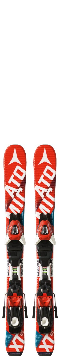 Image 0 of Atomic Redster Jr Skis(90cm) W/XTE 045 Binding 2017