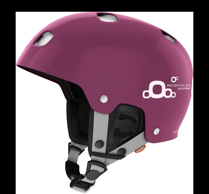 Image 0 of POC - Receptor Bug Adjustable 2.0 Helmet - Granite Red, M/L - 2015