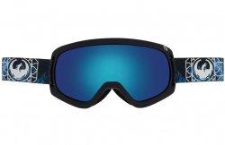 DRAGON -  D3 Ski Goggle - LENS, Azure/Blue Steel -2015