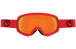 DRAGON -  D3 Ski Goggle - LENS, Bitter-Yellow Red Ion -2015