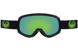 DRAGON -  D3 Ski Goggle - LENS, Jet Green Ion + Yellow Blue Ion -2015