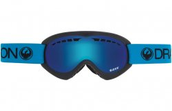 DRAGON -  DXS Ski Goggle - LENS, Royal - Blue Steel -2015