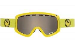 DRAGON - D1 Ski Goggle - LENS, Vivid / Ion - 2015
