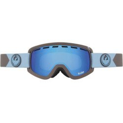 DRAGON - D2 Ski Goggle - LENS, Titian/Blue Steel + Yellow - 2015