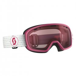 SCOTT - Buzz Pro OTG Goggle, Berry Pink - Lens, Amplifer