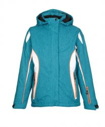 KILLTEC - FAWN JR  Function Jacket with hood and snowcatcher