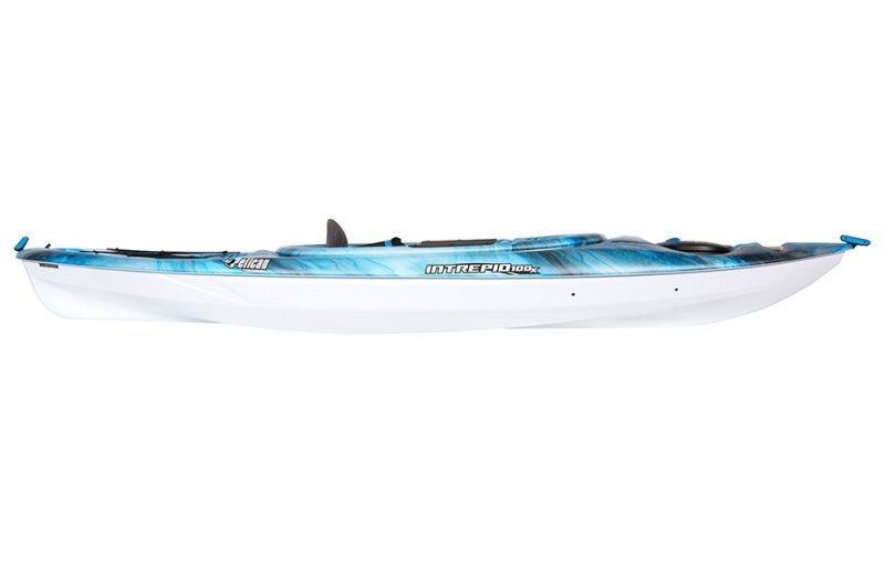 Image 1 of PELICAN - INTREPID 100X KAYAK - MAGENTA - 2017  *** Pickup In-Store Only