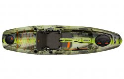 PELICAN - CATCH 12O NXT  KAYAK - VENOM/GRAY - 2017 *** Pickup In-Store Only