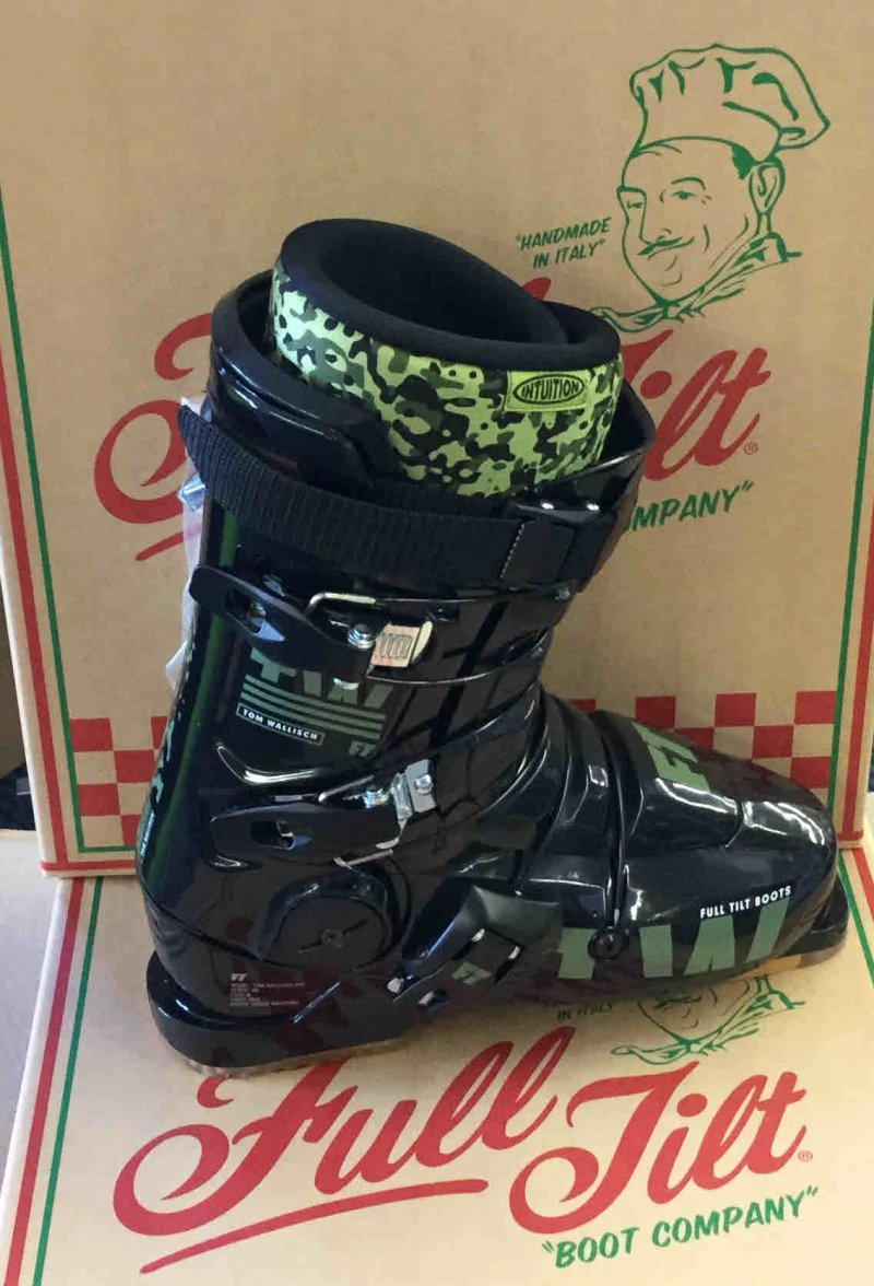 Image 0 of FULL TILT - TOM WALLISCH PRO BOOTS - 2017
