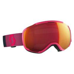 SCOTT - Faze II Goggle, Pink, Illuminator lens