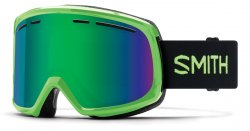 SMITH - RANGE GOGGLE, CHARCOAL W/IGNITOR MIRROR LENS - 2018