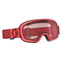 SCOTT -  Muse Goggle, pink - enhancer lens