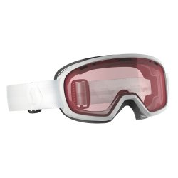 SCOTT -  Muse Pro OTG Goggle, white - enhancer lens
