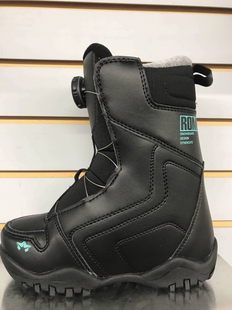 Image 0 of ROME - MINISHRED YOUTH SNOWBOARD BOOTS - 2015