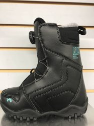 ROME - MINISHRED YOUTH SNOWBOARD BOOTS - 2015