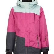 Image 0 of Killtec - Baha Girl's Jacket w/Zip-off Hood, Orchid - 2019