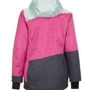 Image 1 of KILLTEC - BAHA Girl's Jacket w/Zip-off Hood, Orchid, Size 12 only - 2019