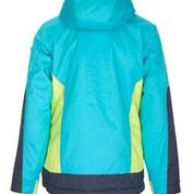 Image 1 of KILLTEC - YAMKA Girl's Jacket w/Hood, Size 14 only, Turquoise - 2019