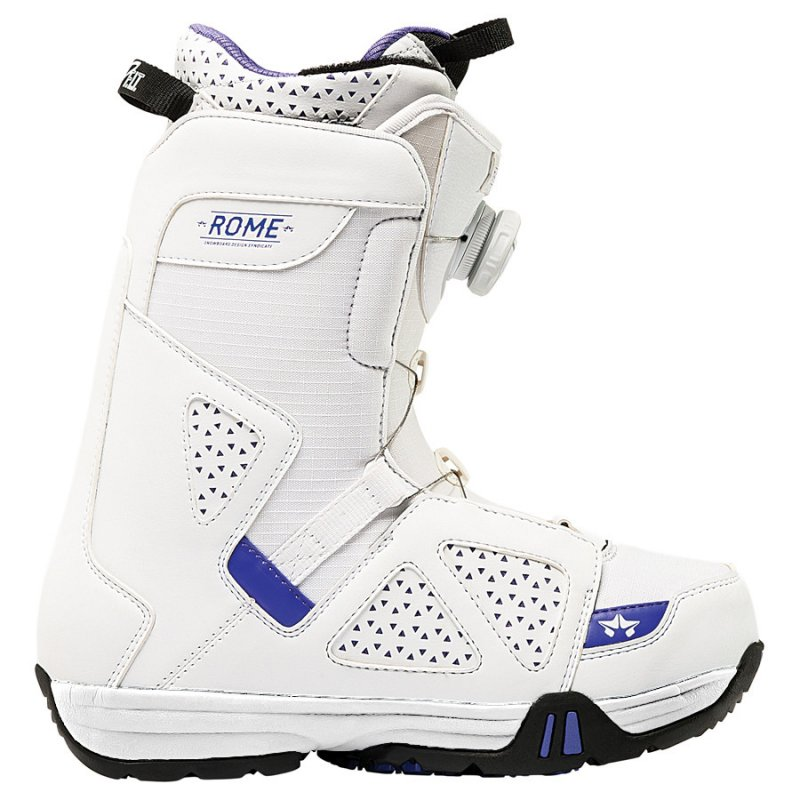 Image 0 of ROME - STOMP WOMENS SNOWBOARD BOOTS, Size 8.5 only - 2015