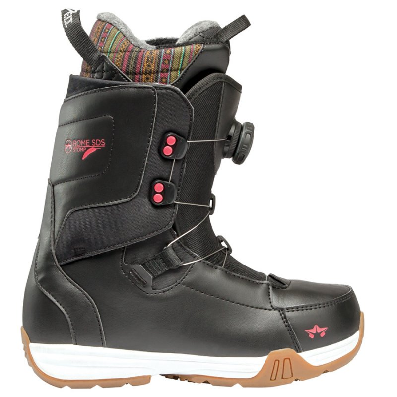 Image 0 of ROME - STOMP WOMENS SNOWBOARD BOOTS, Size 7.5 only - 2016