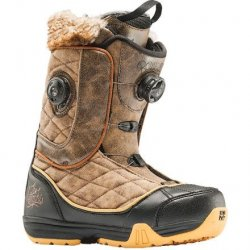 ROME - MEMPHIS BOA WOMENS SNOWBOARD BOOTS, size 7.0 only - 2014