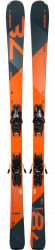 ELAN - AMPHIBIO 78 Ti PS SKIS, 160cm w/ELS11.O GRIPWALK BINDINGS - 2019