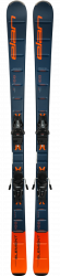 ELAN - ELEMENT Blue Orange LS SKIS 152cm W/EL10.O GRIPWALK BINDINGS - 2019