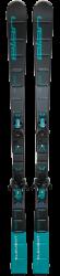 ELAN - ELEMENT Black Blue Light Shift Skis W/EL9 GripWalk Binding  - 2019