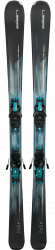 ELAN - DELIGHT PRIME Light Shift Skis W/EL9 GripWalk Binding, 164 cm only -2019