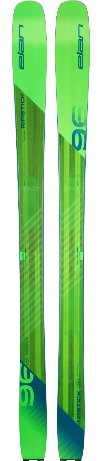 Image 0 of ELAN - RIPSTICK 96 SKIS - 2020