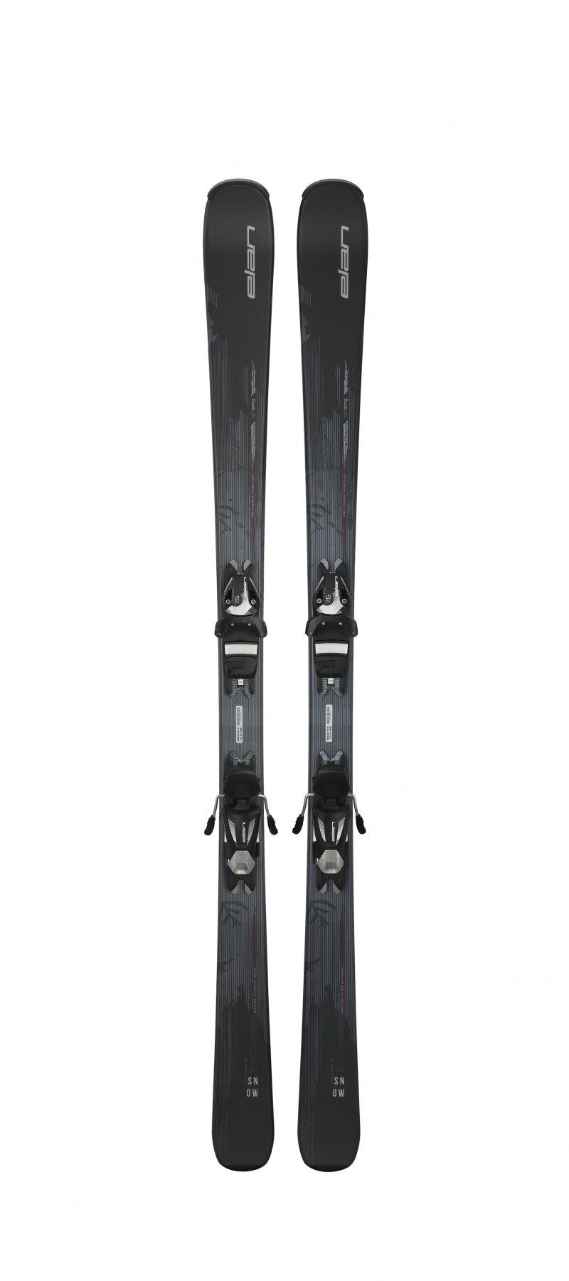 Image 0 of ELAN - SNOW LS Skis 140cm, w/EL7.5 GripWalk Binding  - 2019