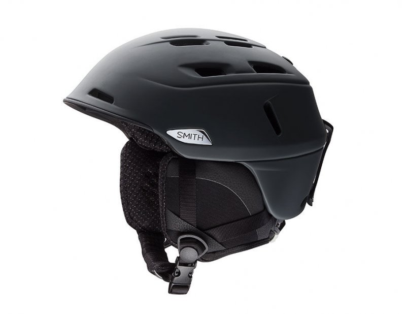 Image 0 of SMITH - Camber, Matte Black Helmet - 2019