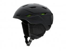 SMITH - Mission, Matte Black Helmet, Small 51-55cm - 2019