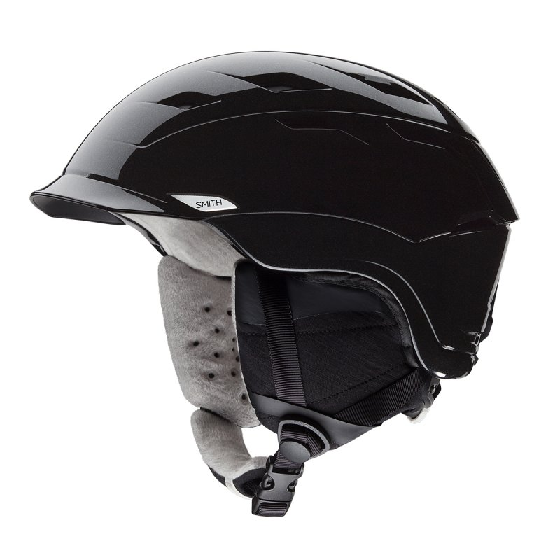 Image 0 of SMITH - Valence, Pearl Black Helme, Small 51-55 cmt - Womens - 2019